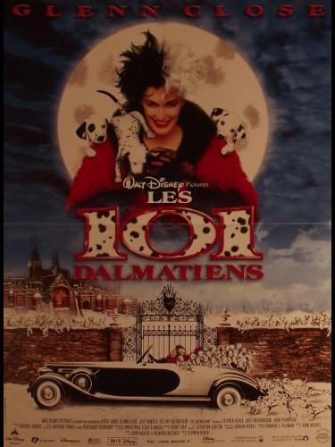 Affiche du film 101 DALMATIENS (LES)