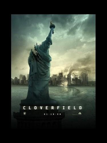 Affiche du film CLOVER FIELD