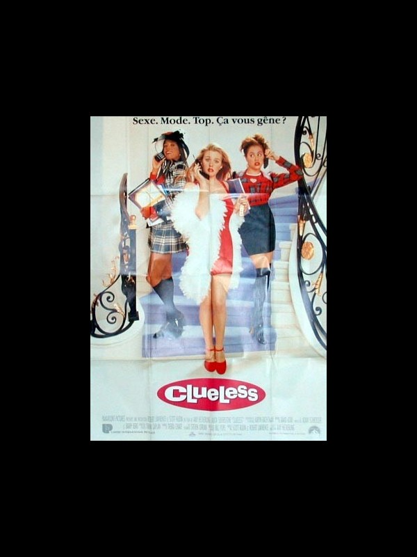 Affiche du film CLUELESS