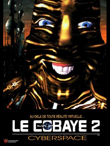 Affiche du film COBAYE 2 (LE) - LAWNMOVER MAN 2
