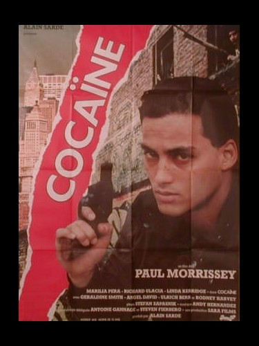 Affiche du film COCAINE - MIXED BLOOD