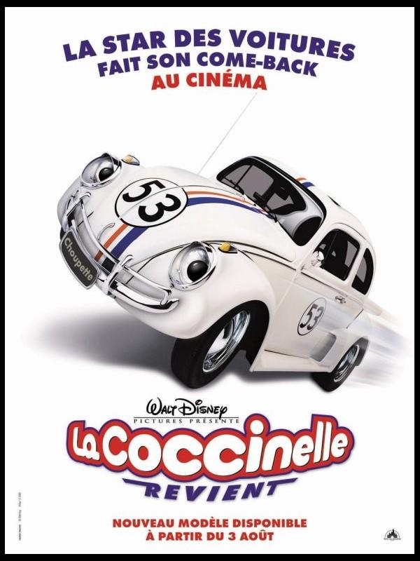 Affiche du film COCCINELLE REVIENT (LA) - HERBIE : FULLY LOADED