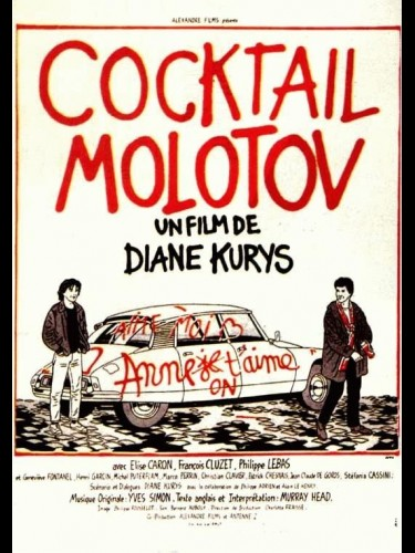 Affiche du film COCKTAIL MOLOTOV