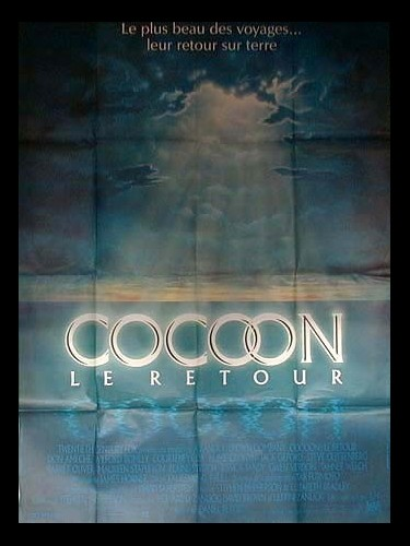 Affiche du film COCOON LE RETOUR - COCOON: THE RETURN