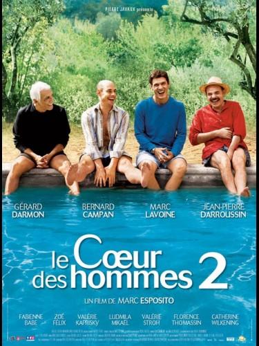 Affiche du film COEUR DES HOMMES 2 (LE)