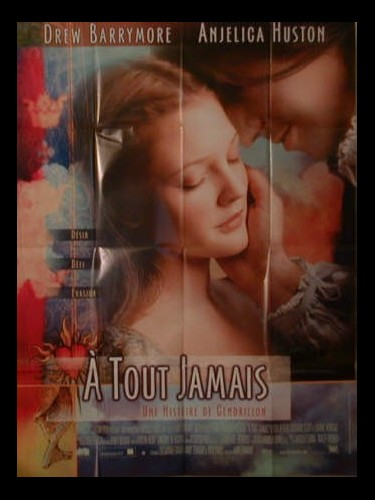 Affiche du film A TOUT JAMAIS - EVER AFTER