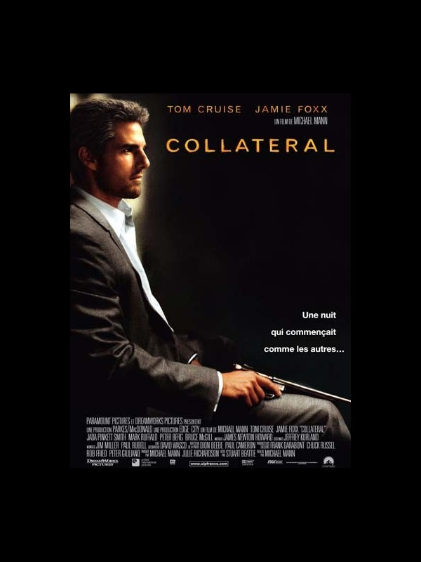 Affiche du film COLLATERAL
