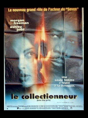 Affiche du film COLLECTIONNEUR (LE) - KISS THE GIRL