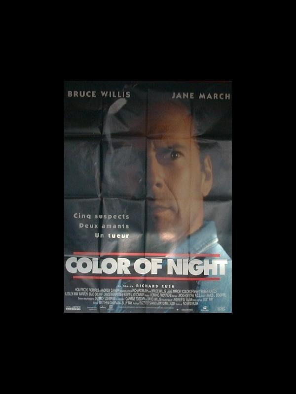 Affiche du film COLOR OF NIGHT - COLOR OF NIGHT