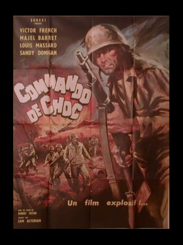 Affiche du film COMMANDO DE CHOC - THE QUICK AND THE DEAD
