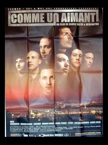 Affiche du film COMME UN AIMANT