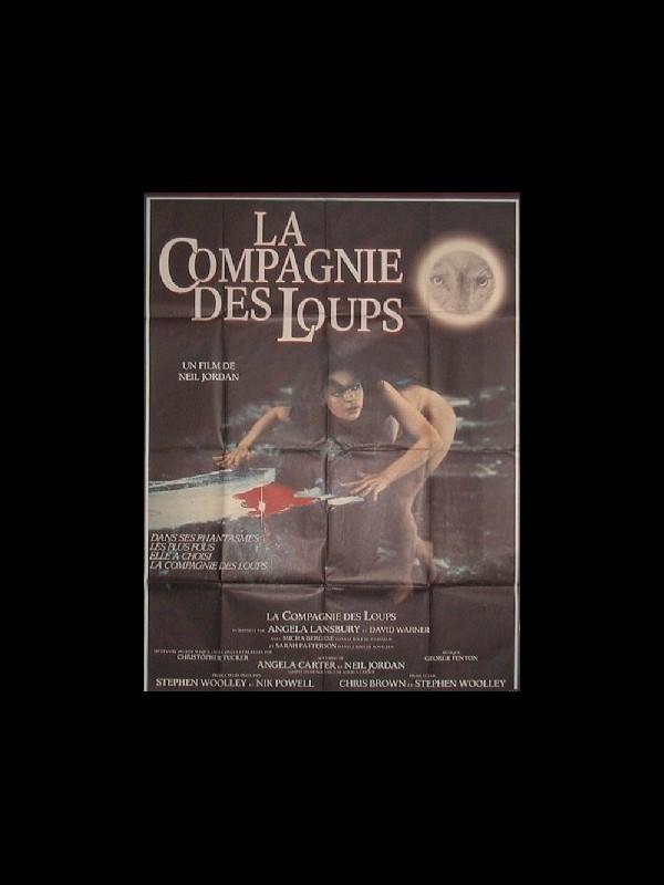 Affiche du film COMPAGNIE DES LOUPS (LA) - COMPANY OF WOLVES (THE)