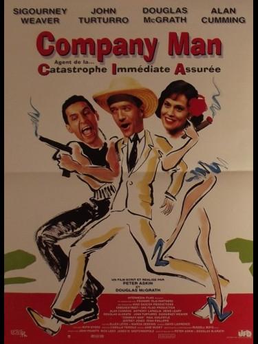 Affiche du film COMPANY MAN