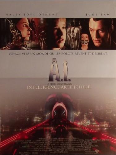 Affiche du film A.I
