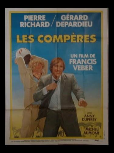 Affiche du film COMPERES (LES)