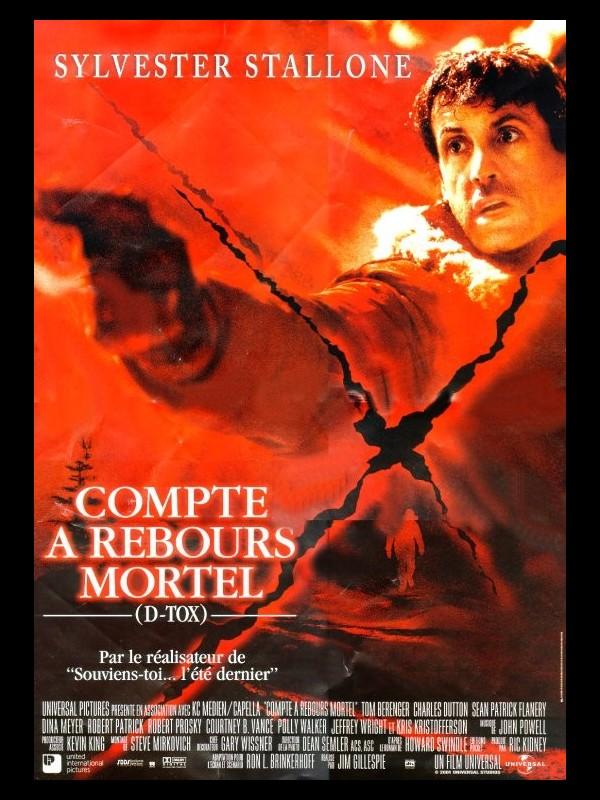 Affiche du film COMPTE A REBOURS MORTEL
