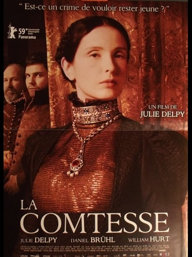Affiche du film COMTESSE (LA) - THE COUNTESS