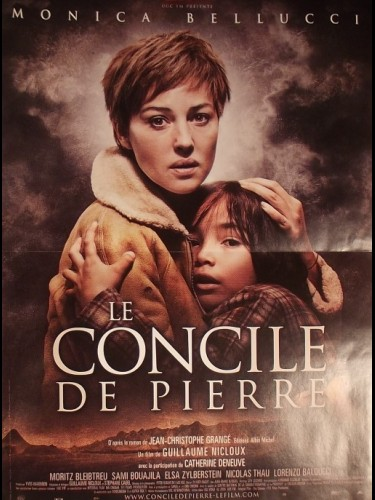 Affiche du film CONCILE DE PIERRE (LE) - THE STONE COUNCIL