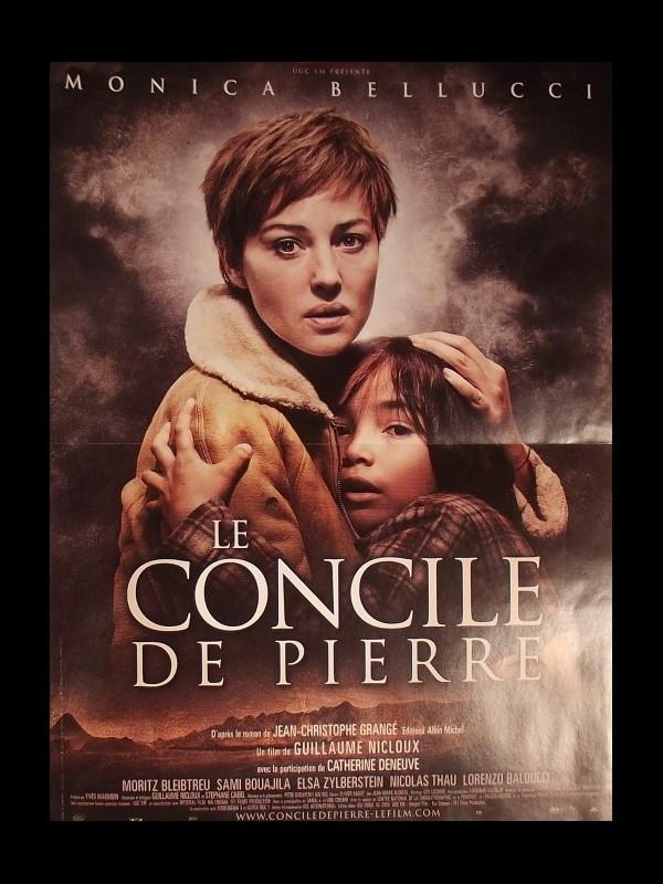 Affiche du film CONCILE DE PIERRE (LE) - THE STONE COUNCIL