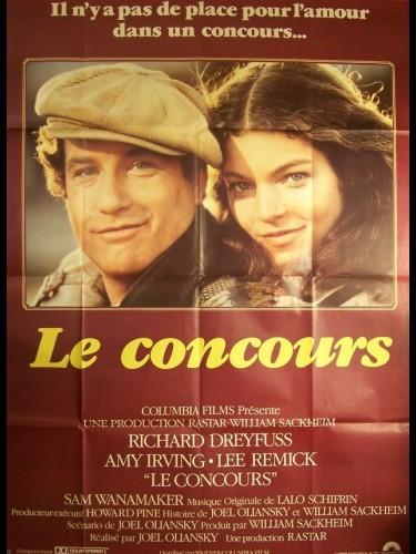 Affiche du film CONCOURS (LE) - THE COMPETITION