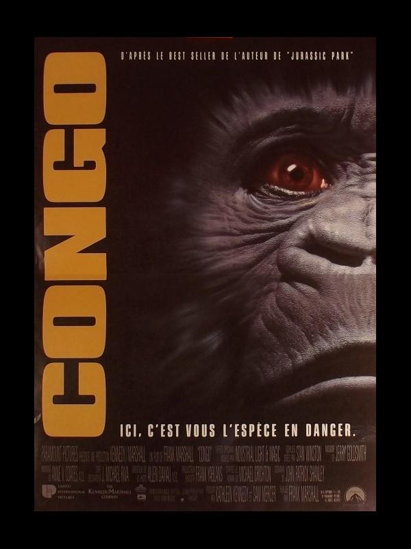 Affiche du film CONGO