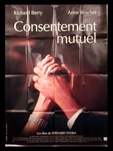 Affiche du film CONSENTEMENT MUTUEL