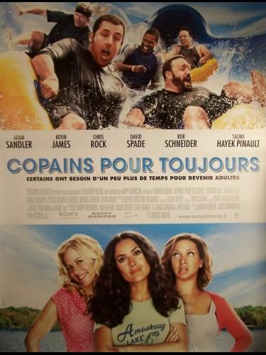 Affiche du film COPAINS POUR TOUJOURS - GROWN UPS