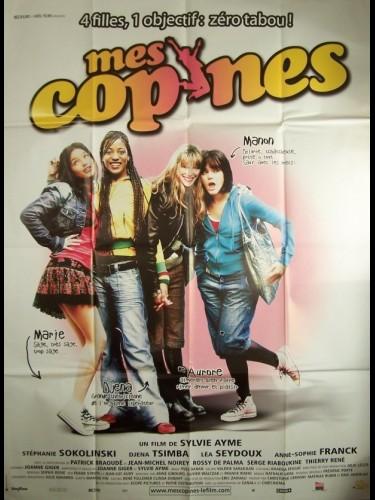 Affiche du film COPINES (MES)
