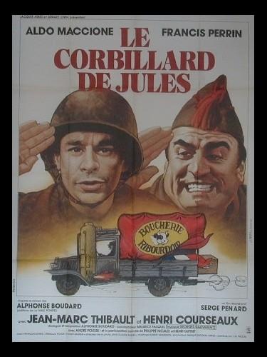 Affiche du film CORBILLARD DE JULES (LE)