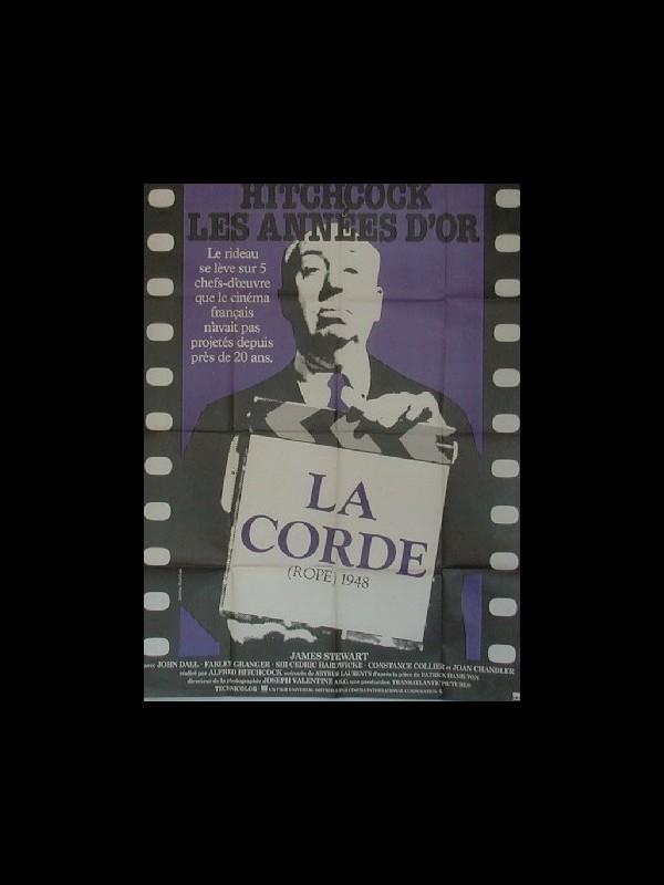 Affiche du film CORDE (LA) - ROPE