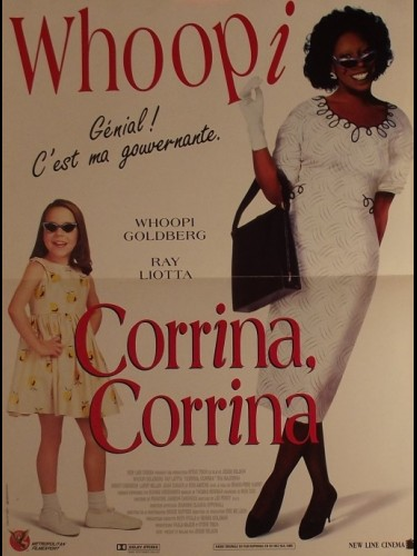 Affiche du film CORRINA CORRINA