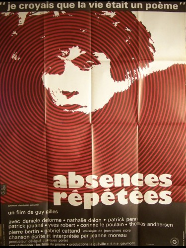 Affiche du film ABSENCES REPETEES
