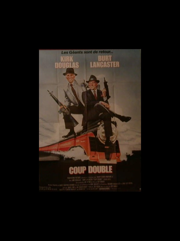 Affiche du film COUP DOUBLE - TOUGH GUYS
