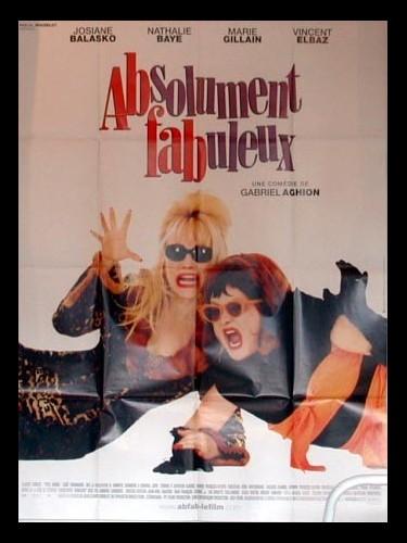 Affiche du film ABSOLUMENT FABULEUX