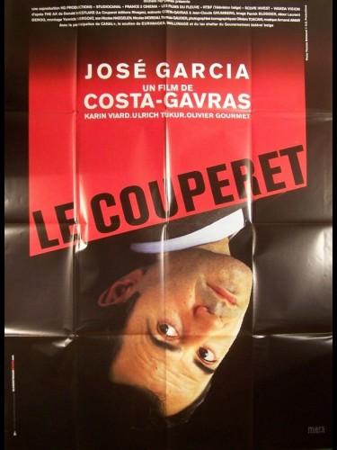 Affiche du film COUPERET (LE)