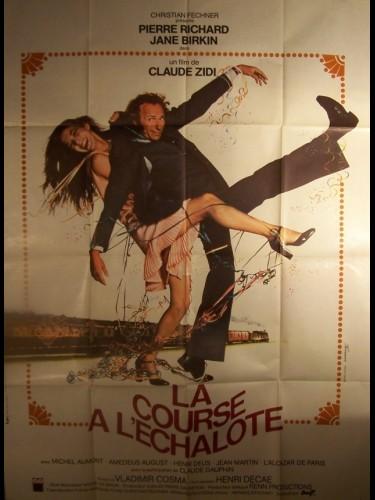 Affiche du film COURSE A L'ECHALOTTE (LA)