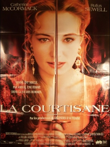 Affiche du film COURTISANE
