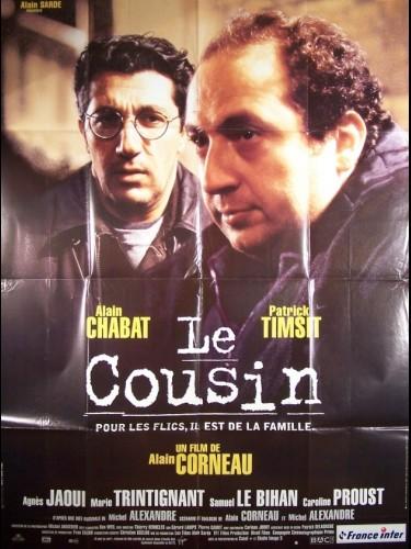 Affiche du film COUSIN (LE)