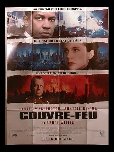 COUVRE FEU - THE SIEGE