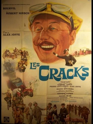 Affiche du film CRACKS (LES)