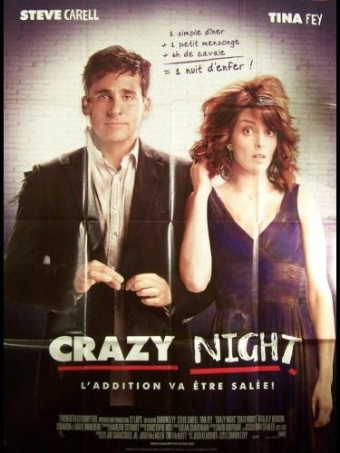 Affiche du film CRAZY NIGHT - DATE NIGHT