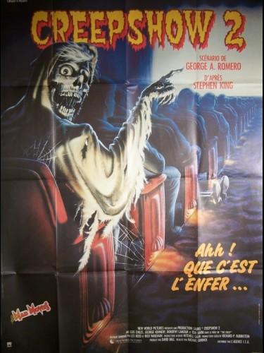 Affiche du film CREEPSHOW 2