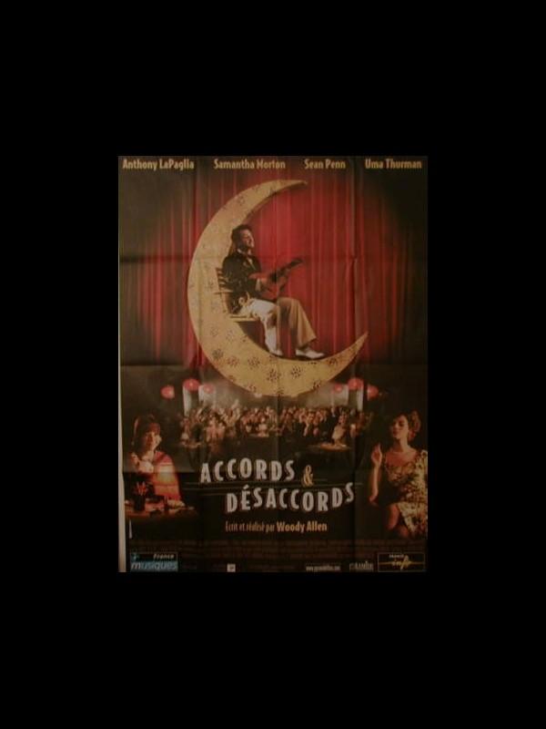 Affiche du film ACCORDS ET DESACCORDS - SWEET AND LOWDOWN