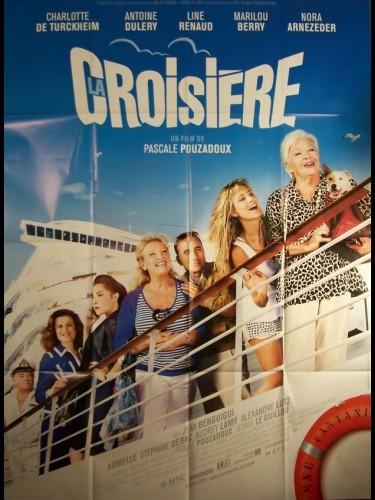 Affiche du film CROISIERE (LA)