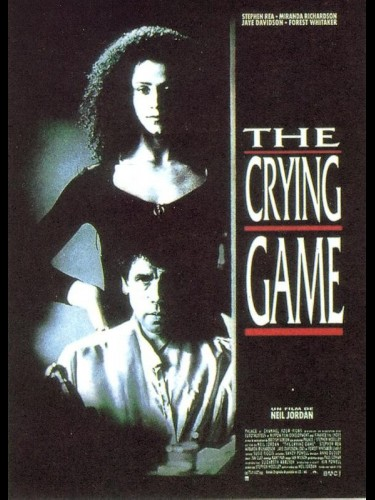 Affiche du film CRYING GAME (THE)