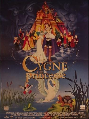 Affiche du film CYGNE ET LA PRINCESSE (LE)