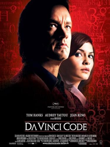 Affiche du film DA VINCI CODE - DA VINCI CODE
