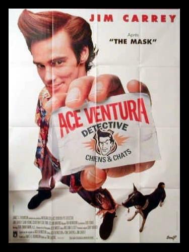Affiche du film ACE VENTURA
