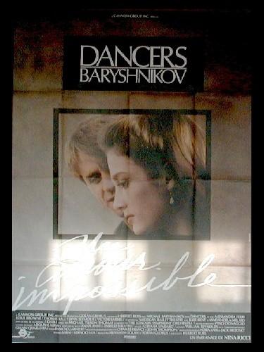 Affiche du film DANCERS - DANCERS