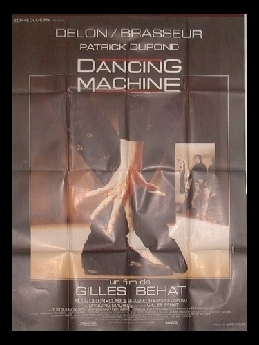 Affiche du film DANCING MACHINE